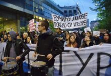 Protest in Serbia: rising dissatisfaction with degrading living conditions