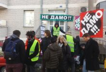 Activists in Serbia prevent three evictions in two cities