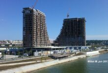 Two workers die at Belgrade Waterfront construction site