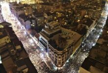 What is rotten with Serbia's mass protests?