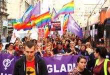 Work, not famine! The International Women's Day march in Belgrade