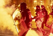 Protests in Serbia in detail: violent clashes on Wednesday and a sit-in Thursday
