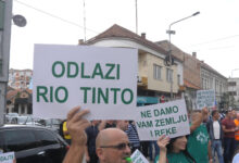 Rio Tinto in Serbia: privatization of natural resources, obstruction of sustainable development