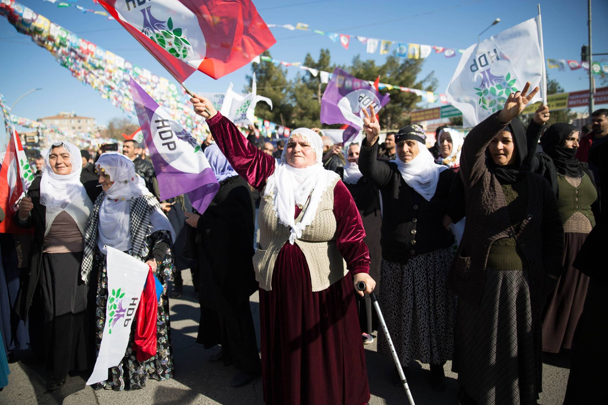 Photo: Peoples' Democratic Party - HDP / Facebook