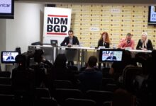 Ne davimo Beograd bojkotuje izbore