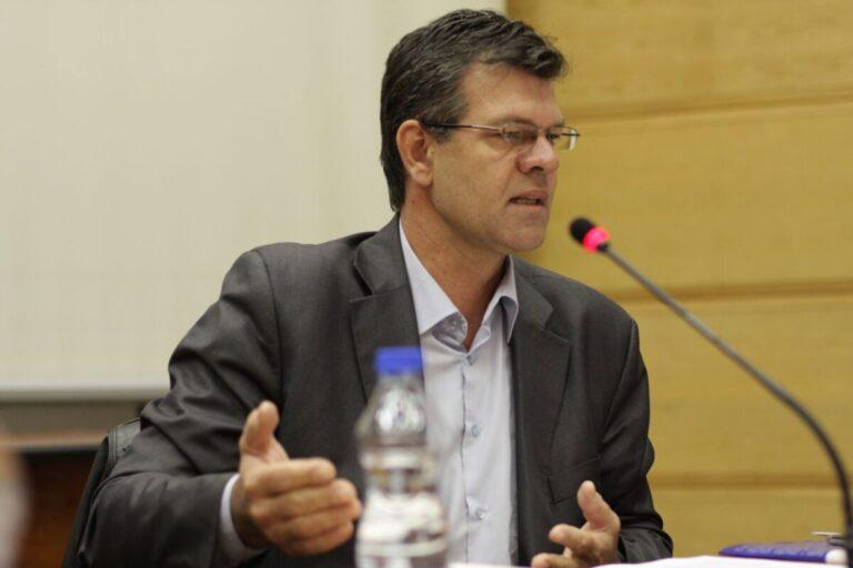 Duško Vuković, potpredsednik Saveza samostalnih sindikata Srbije; Foto: onthewaytoeu.net