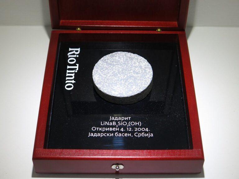 jadarit, Foto: Dungodung / Wikipedia
