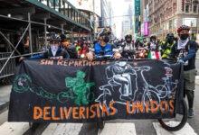 Dostavljači širom sveta vode borbu uz pomoć sindikata