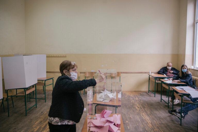 glasanje na izborima