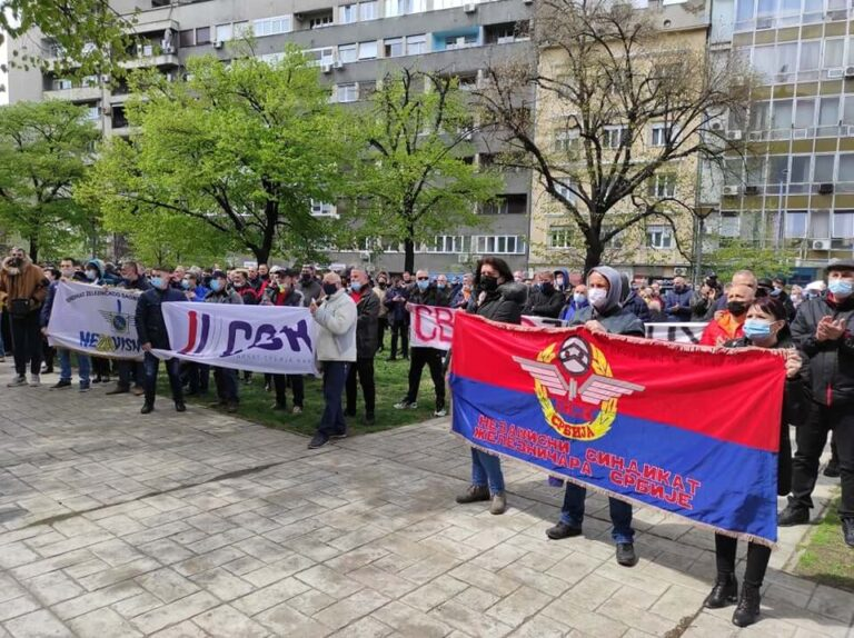 Foto: Ne davimo Beograd / Facebook