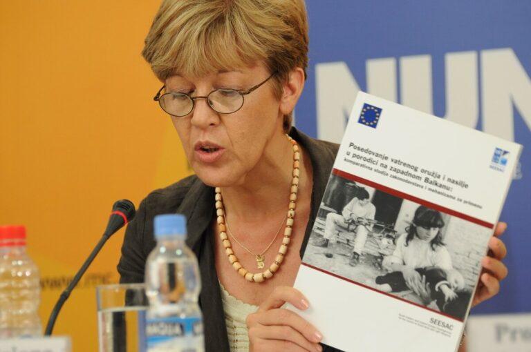 Dr Mirjana Dokmanović