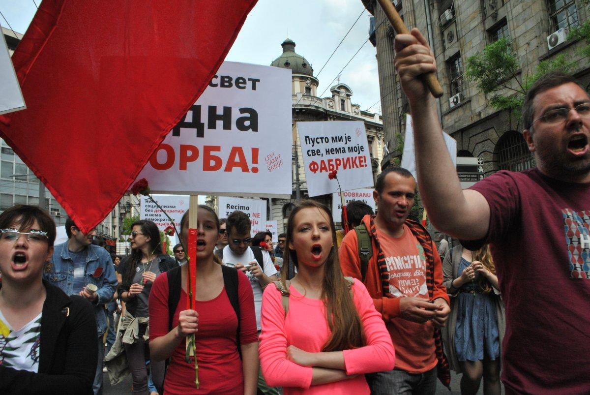 foto: Levi samit Srbije