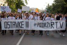 Najavljeni protesti zbog otpuštanja radnika i radnica na Radio-televiziji Vojvodine