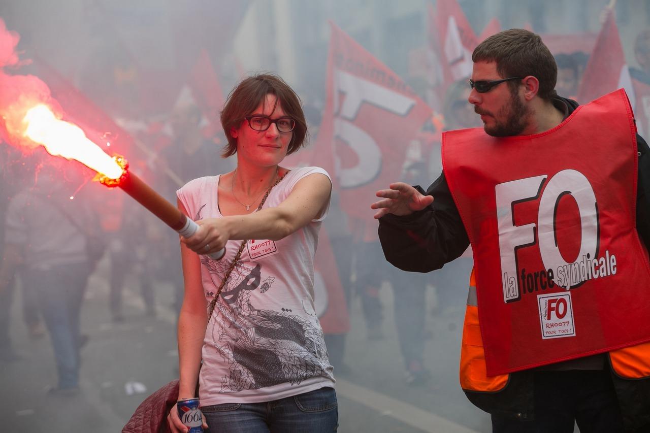fr protest