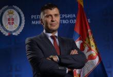 Ministar Đorđević najavio kršenje zakona: Džaba Poverenik i sve ostalo