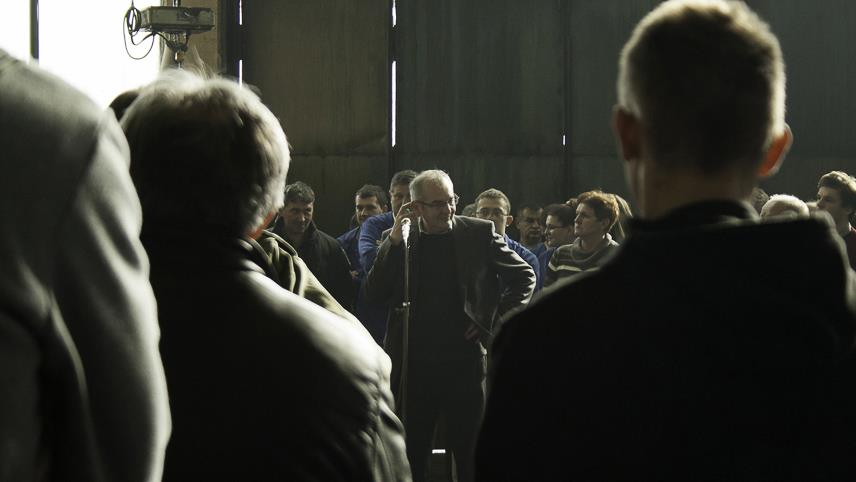 Isečak iz filma o fabrici ITAS