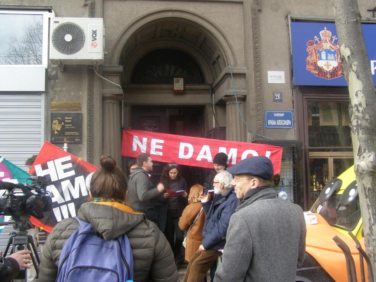 Foto: Iskra Krstić / Mašina