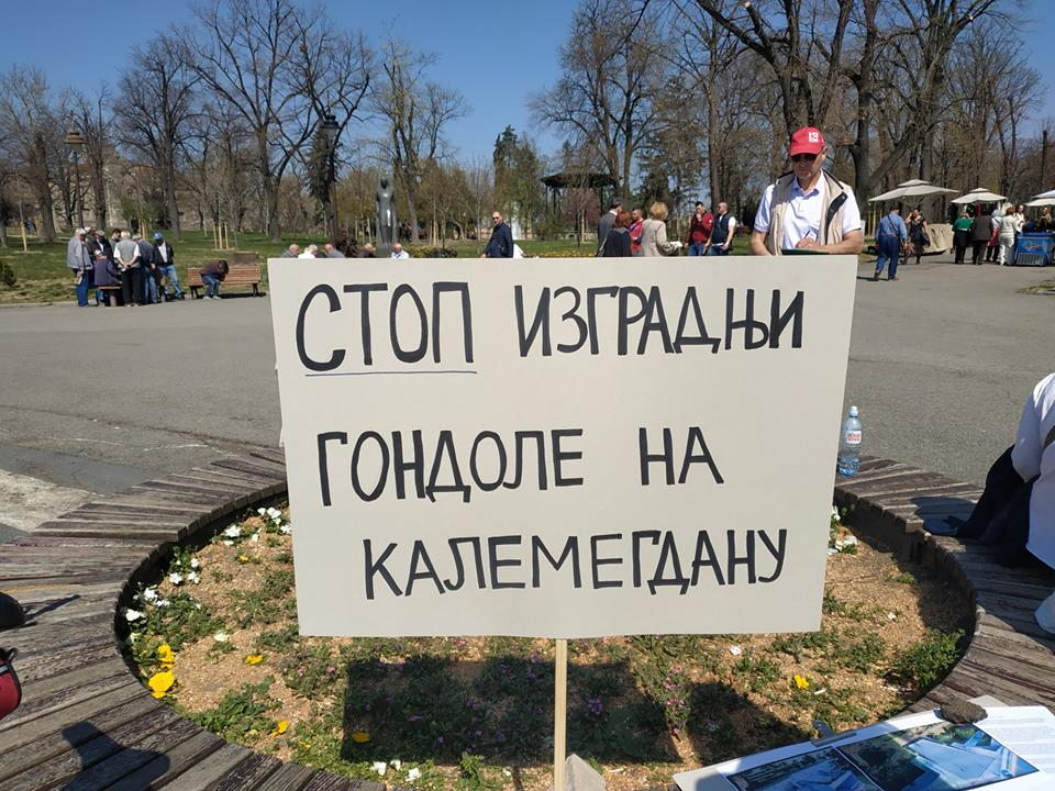 Foto: Zeleni Beograd / Facebook