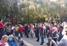 Na Zvezdari novi protesti stanara: Ne damo Poljanče i  Čingrijinu