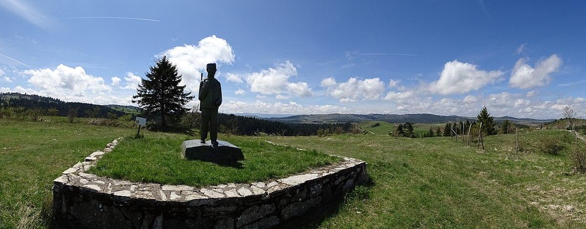 Spomenik Bošku Buhi; Foto: Pinki / Wikipedia