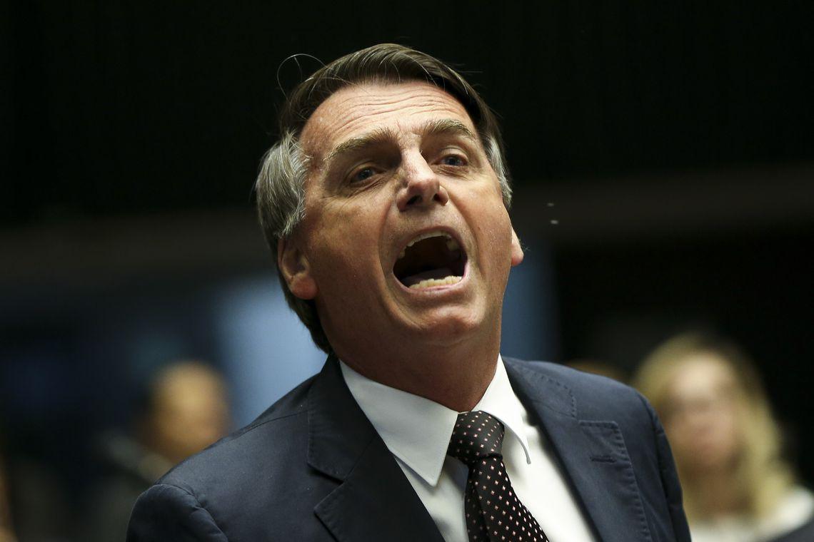 Jair Bolsonaro; Foto: Marcelo Camargo / Agência Brasil / Wikipedia