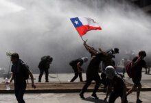 Čile se budi
