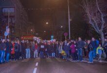 Borba za javni prevoz i javni prostor na Zvezdari. Blokada saobraćaja nakon incidenta u Opštini