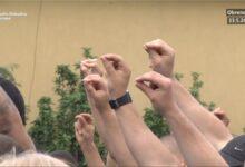 Desničari organizovali skup podrške uhapšenom članu Levijatana ispred prihvatnog centra za migrante