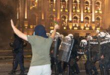 Na šta reaguju nezadovoljni građani na ulicama?