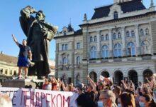 Nakon saslušanja aktivista Miran Pogačar pušten da se brani sa slobode