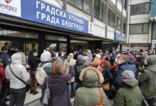 Građani pokušali da učestvuju na javnoj raspravi o sudbini vodoizvorišta na Makišu
