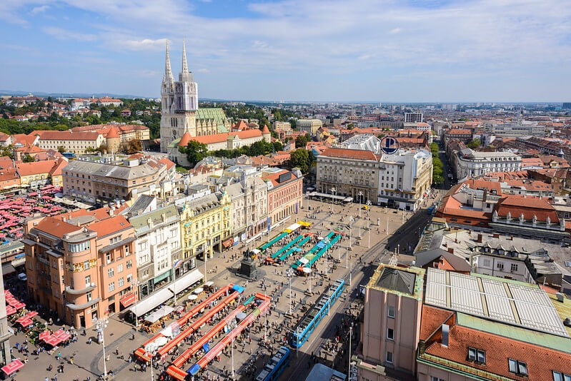 Panorama Zagreba