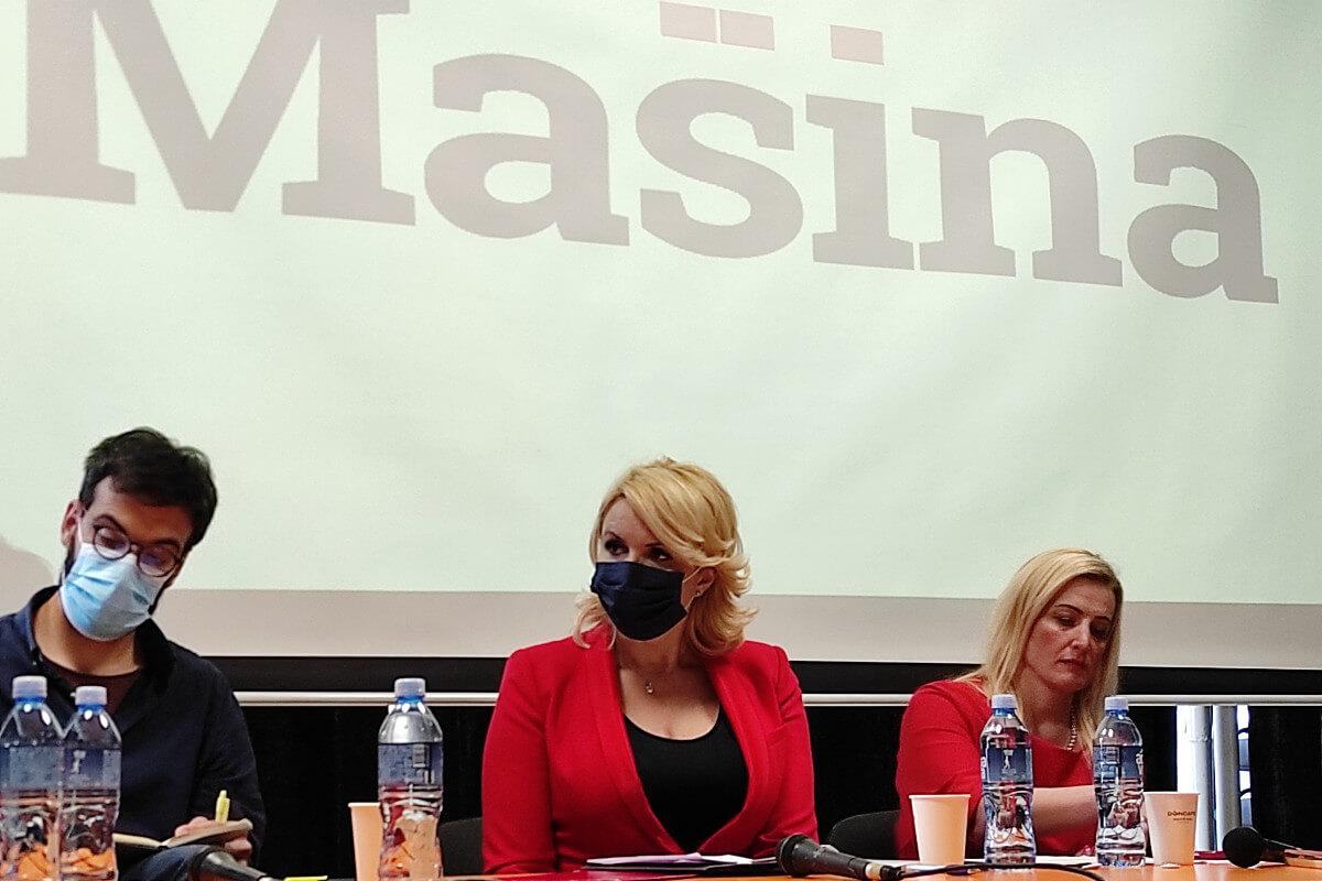 Danilo Ćurčić, Darija Kisić Tepavčević i Violeta Janković