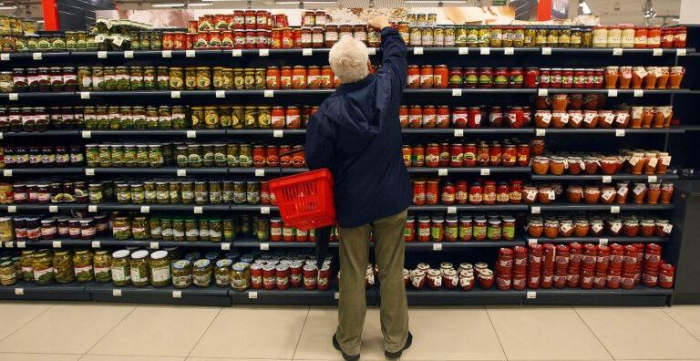 kupovina u supermarketu