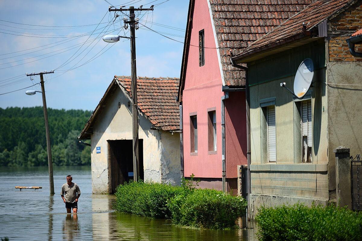 Poplava u Ćereviću