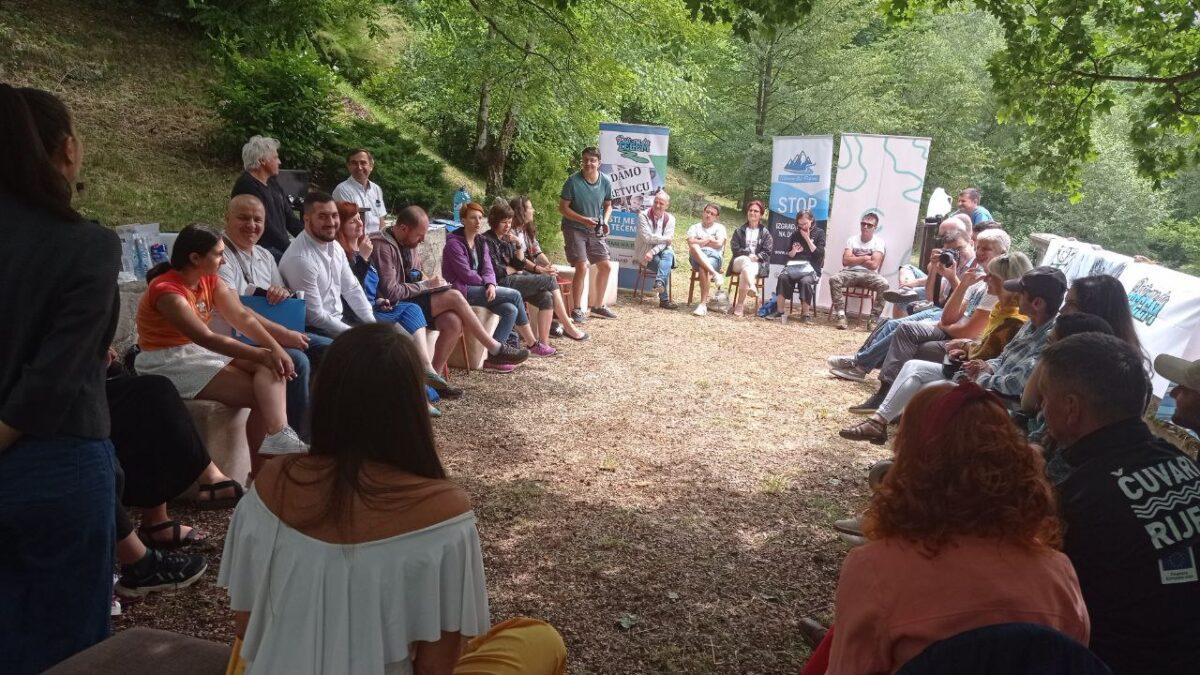 Odbranimo r(ij)eke Balkana, voda, MHE