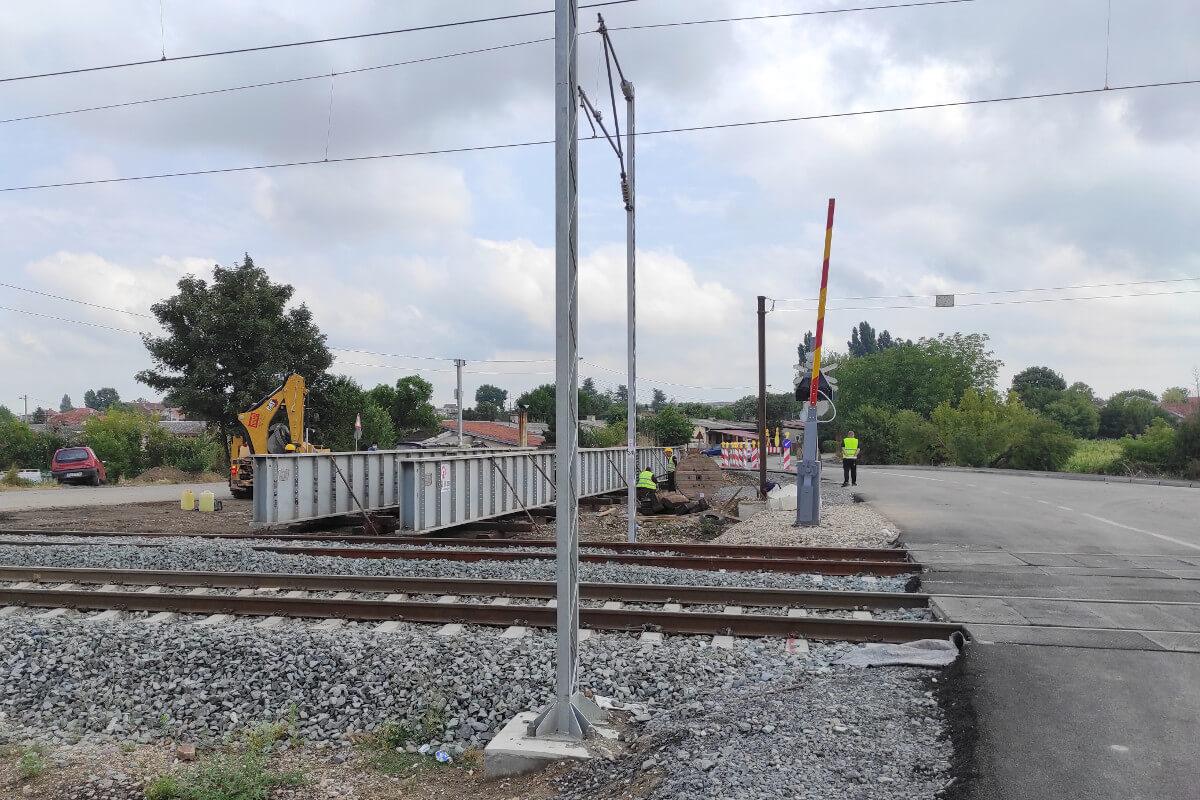 Rekonstrukcija pruge Beograd - Novi Sad