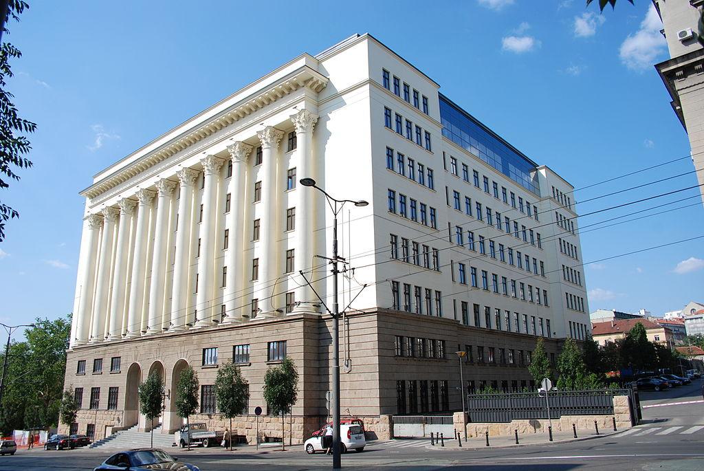 Zgrada Vrhovnog suda Srbije u Beogradu