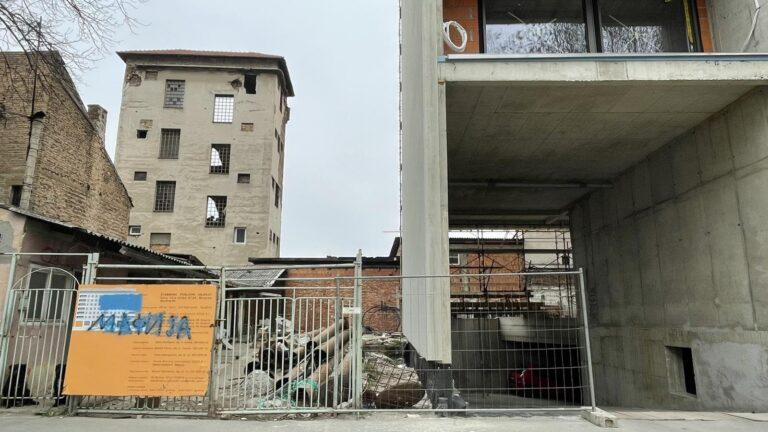 izgradnja stambene zgrade