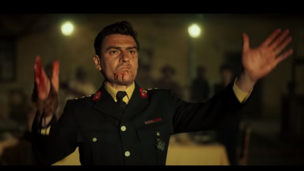 Snimak ekrana: Dara iz Jasenovca, trejler / You tube