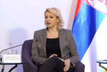Kisić Tepavčević se zahvalila NALED-u na pomoći u izradi zakona o sezonskom radu