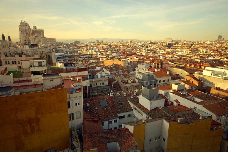 Panorama Madrida