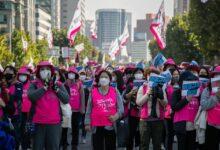 Južna Koreja: štrajkovalo pola miliona radnica i radnika