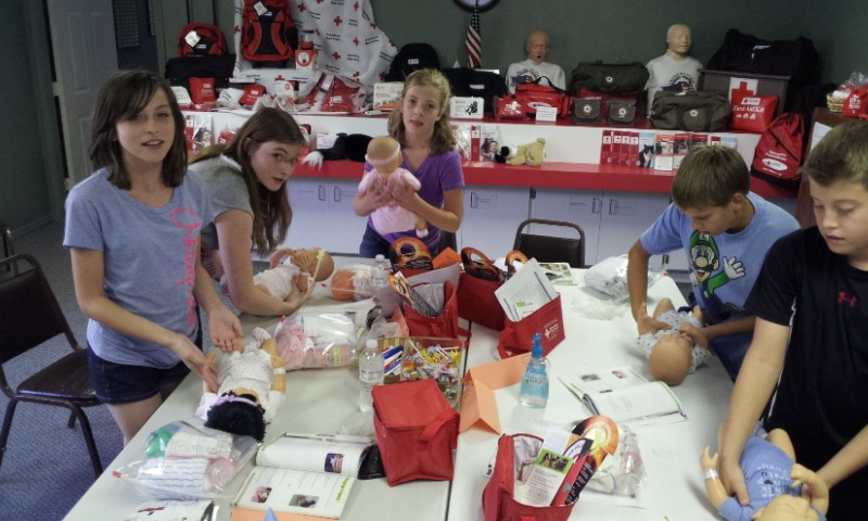 Ozarks Red Cross