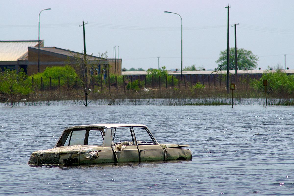 Jasa Tomic, poplava, voda, reka