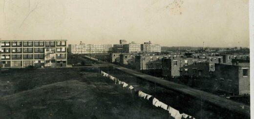 Borovo naselje oko 1934. godine; foto: sludgegulper / flickr