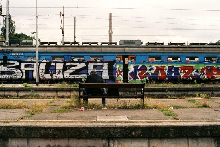 Stanica Zemun; foto: Marko Miletić / Mašina