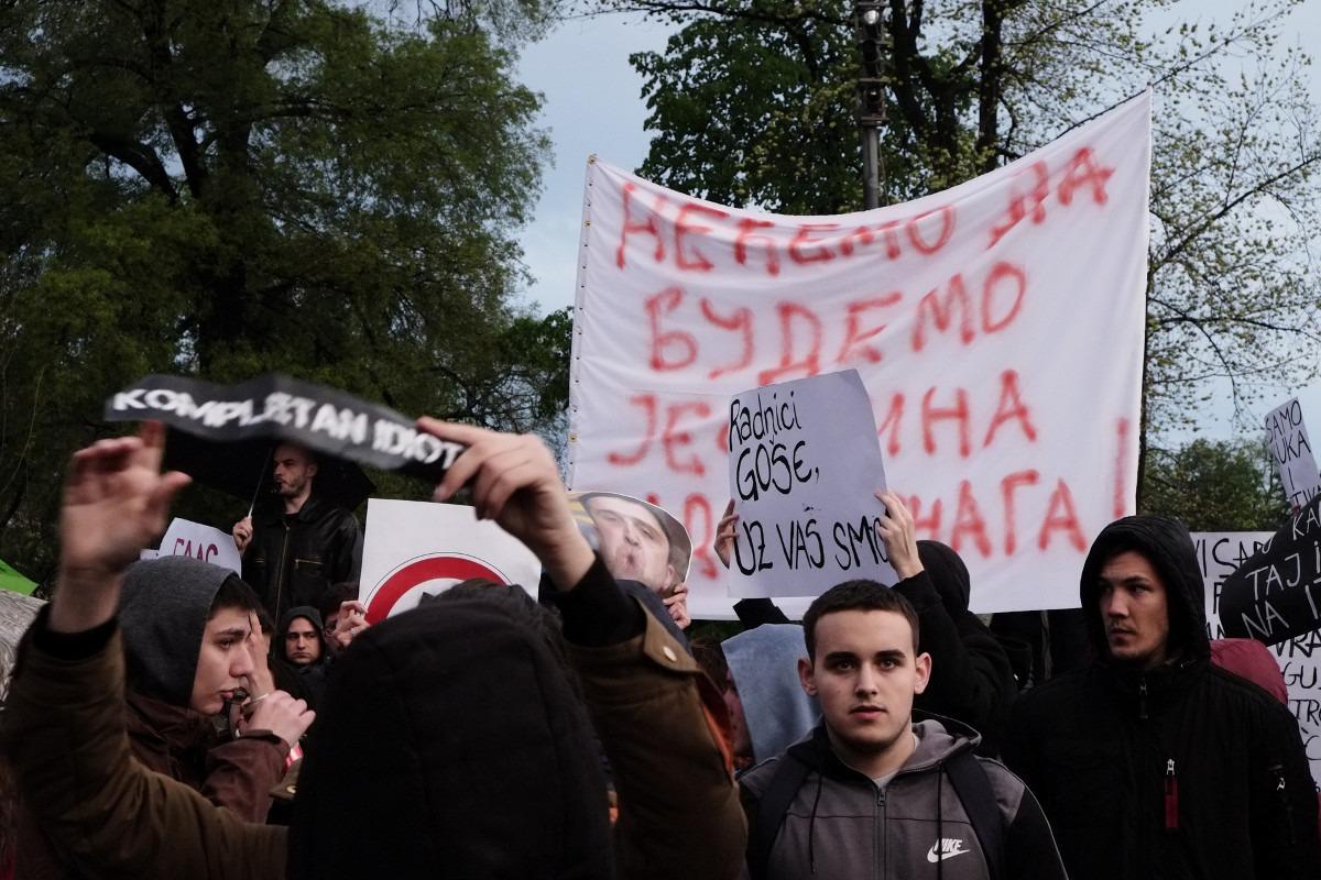 Radnici drugog reda: nestandardni rad u Srbiji