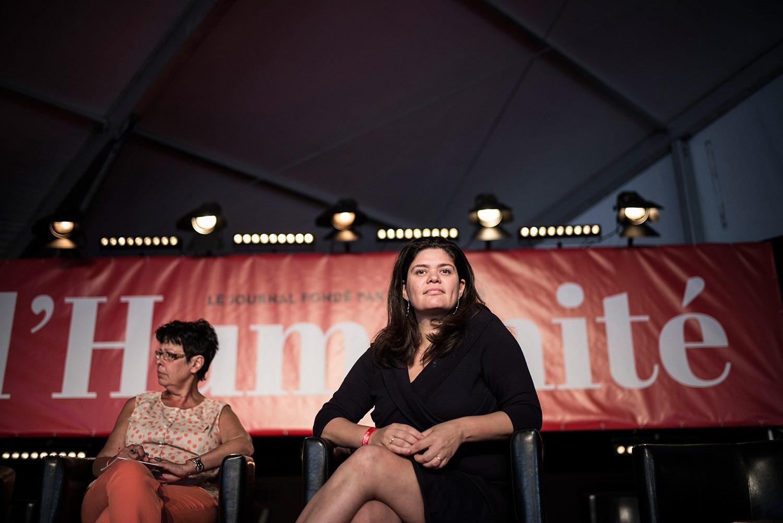 Raquel Garrido; Foto: Phototheque du Parti de Gauche / Flickr