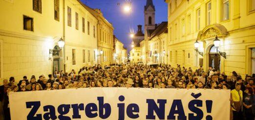 Zagreb je naš / Facebook